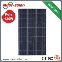 100 Watt portable solar panel with high efficiency Must power solar cell