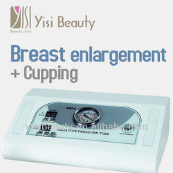 physical therapy breast enlargement cup vacuum enlargement