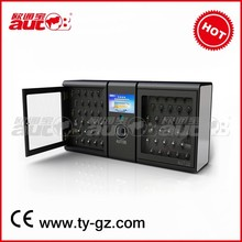 Guangzhou AutoB brand CE and ISO9001 2008 approved intelligent key cabinet with competitive price (A-KM303)