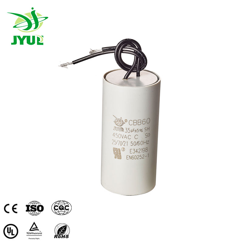 cbb60 ac motor capacitor for water pump 25 kvar capacitor