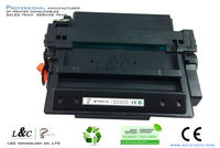 7551X High quality printing black toner cartridge for HP laserjet 3015/3005
