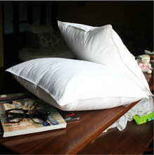 Feather/ Down Square feather cushion insert Pillow