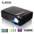 EUG X90 3400lumens 170W lcd led digital home cinema projector 1080p