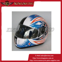 KINGMOTO Motorcycle Motocross Fashional Glass Fiber Motorcycle Helmet