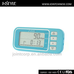J-Style Digital Goal Setting 14 Days Memory Aerobic Step G Sensor Fitness 3D Calorie Counter Multifunction Fitness Equipment