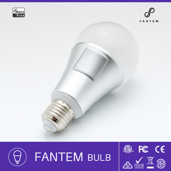 China supplier wholesale Z-wave smart infrared led auto RGB bulb