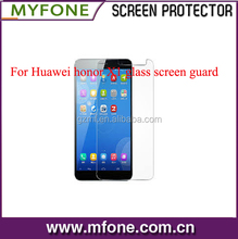 HD tempered-glass screen protector shield for Huawei honor X1