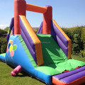 Hola new inflatable slide for sale/giant inflatable water slide for sale