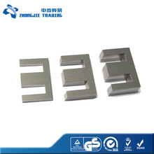 2017 best selling ei lamination ferrite transformer core with cheap price