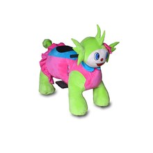 MZ5918 Mechanical Animal Rides Children Electric Ride On Walking Horse Animal Toys