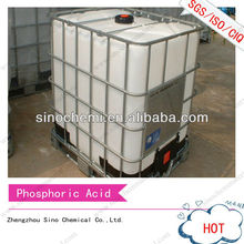 phosphoric acid industrial for TCEP production