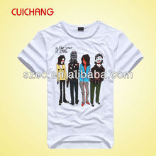 t-shirts in bulk & High Quality Cheap 100% Polyester Wholesale Blank T Shirts For Printing