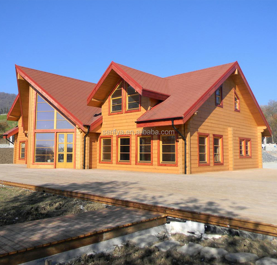 Hot sale timber frame wooden garden house with good price