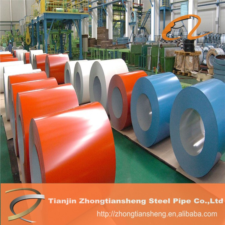 wholesale direct from china color steel roof tile / aluminum steel plate / PPGI PPGL sheet in roll