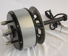 48v 1000w brushless hub motor electric car wheel hub motor