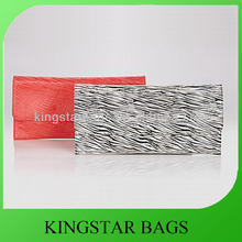 Fashion leopard chain bag clutch bag hard case