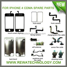 New Arrival Mobile Spare Parts for Apple 4 CDMA Replacing