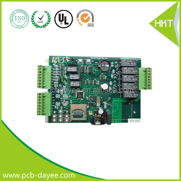 94v0 audio amplifier pcb board assembly In China