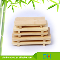Wooden Sushi tools for cutting food, Bamboo Sushi stand/station/holder,sushi choppin Board
