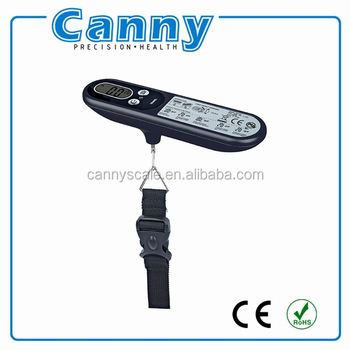 Luggage scale hand balance weighing mechanical scales