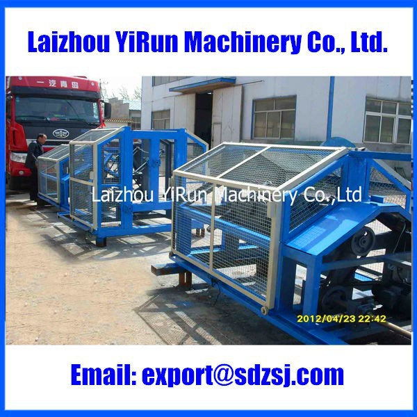 Automatic High Speed PP/PE Baler Twine/Rope Making Machine with CE