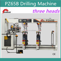 PZ65B Three Heads Multi Spindle Boring Machine with High Quanlity