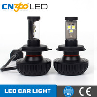 Motorcycle led driving lights high power led car headlight 9004 H4