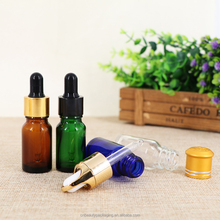 5ml 10ml 50ml 100ml 120ml Essential Oil Glass Bottle With Rubber Teat Dropper