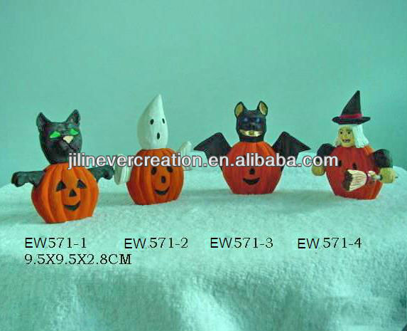 halloween wood crafts