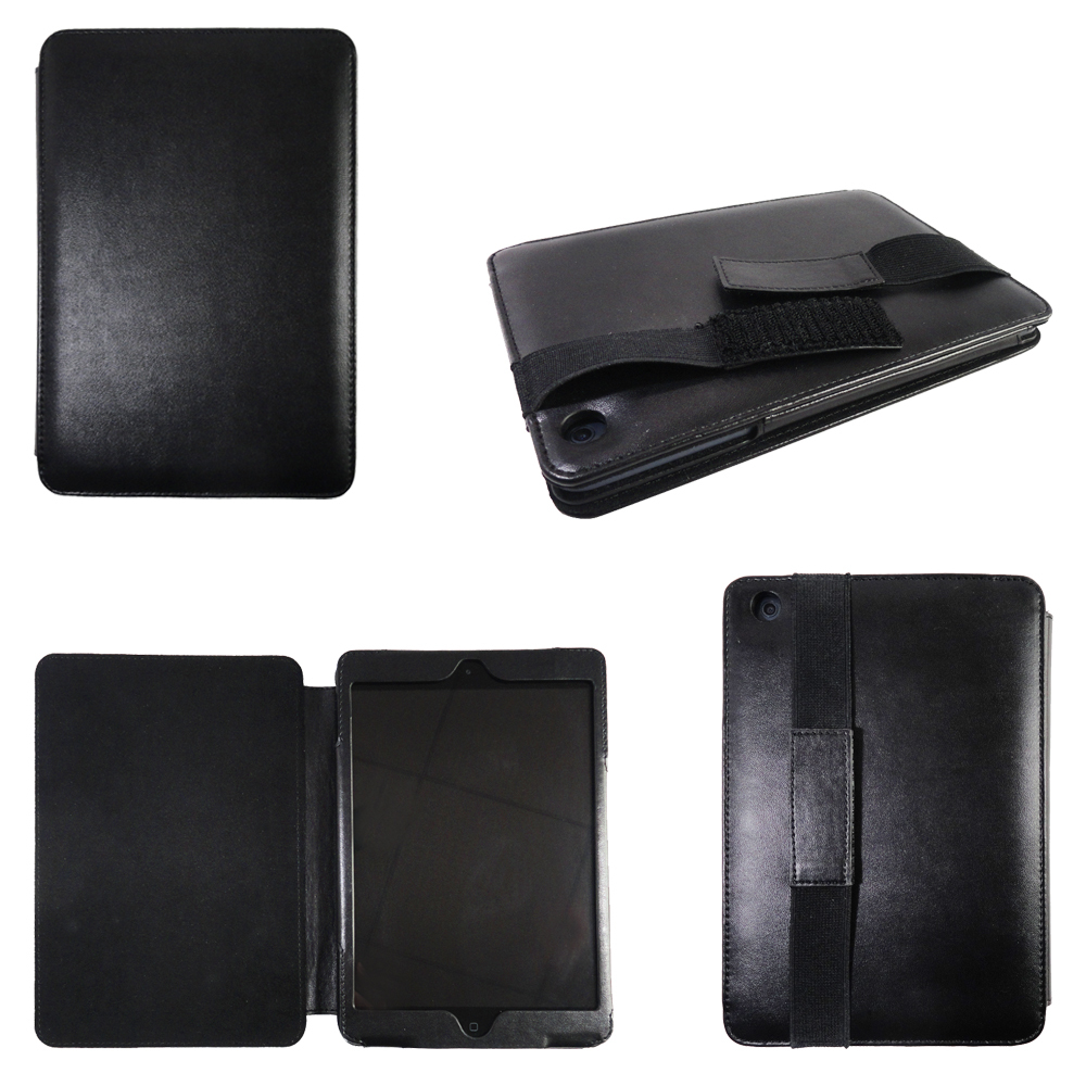 Wholesale Solid Protective Cover With Strap Shockproof Flip Tablet Case For iPad Mini 3