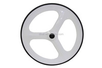 2015 dashinebike strong and stiff OEM 70mm road 3 spoke matt glossy wheel 700c carbon bicycle wheels Tubular best bike wheels