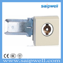 SAIP/SAIPWELL Hot Sales Handle Lock Series Industrial Cabinet D Handle Lock