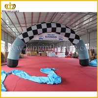 New Design Promotional Cheap Inflatable Arch For Sports, Inflatable Entrance Arch Gate