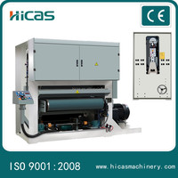 Hicas HS-mmf5313r woodworking wide belt sander machine for plywood