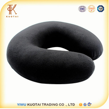 New Fashion Soft U-Shape Memory Foam Travel Neck Pillow