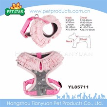 High-end safety best quality firm adjustable dog harness