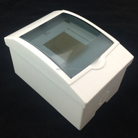 Good Quality PVC Plastic Recessed Electric Distribution Box