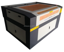 laser machine Motorized up and down table with rotary attachment,for engraving cylinder machine