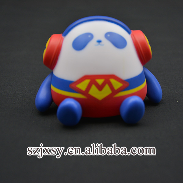 hand paint small hero resin superman figure
