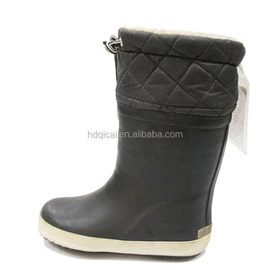 OEM Lady winter boots/rain shoes/wellies