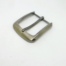 ZX020 Custom pin belt buckle , 40mm Nickel Alloy Metal Pin Buckle with Cheap price