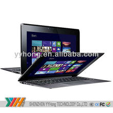 laptop computer with 14 inch led screen 24GB SSD 320GB HDD Intel core i5 cpu windows7 OS