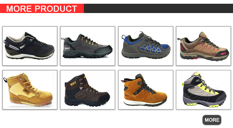 2018 New style quality cheap men hiking shoes waterproof