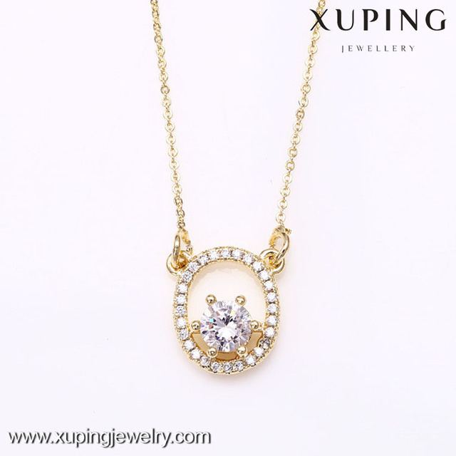 C204284-41957 Best selling 14k gold color new design beads necklace