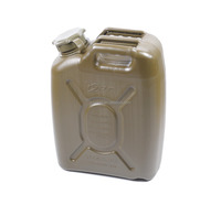 5 gallon Plastic Army military useJerry Cans 20L/American style jerry can
