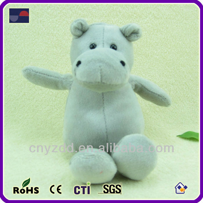 Stuffed Hippo / Plush Hippo Toys Manufacture in China