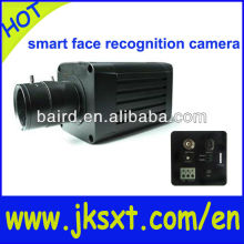 face inspection cctv camera with voice recorder & flow counting