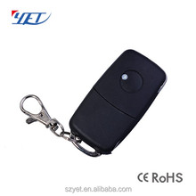 hot selling wireless rf remote contorl YET-J38 for rolling shutter /door open /barrier gate etc