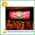 Alibaba express p4 rental led display wedding stage decoration