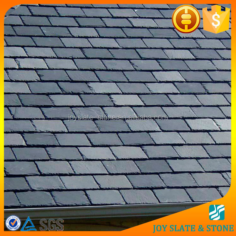 Natural black roofing materials flashing board
